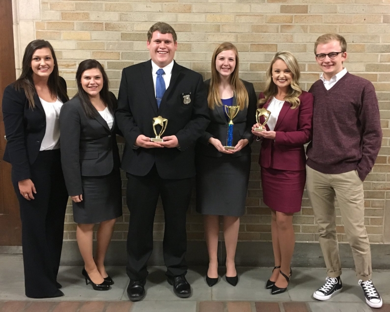 EKU Mock Trial - First Place at Michigan