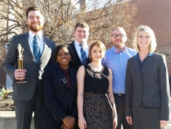 EKU Mock Trial Finishes Second at Illinois State
