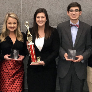 EKU Mock Trial Wins Regional Title
