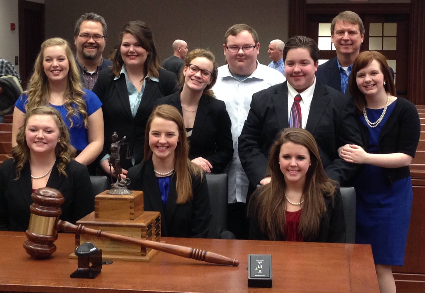 Montgomery County High School Mock Trial